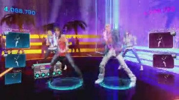 "Dance Central 3 ""Gangnam Style Trailer"""