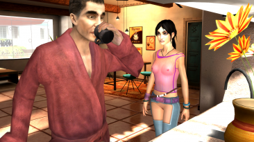 "Dreamfall: The Longest Journey ""Nude Patch"""