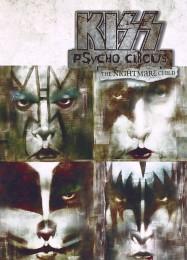 Обложка игры KISS: Psycho Circus - The Nightmare Child