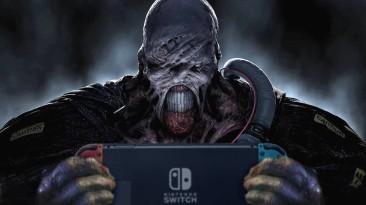 Слухи: Resident Evil 3 Remake может выйти как облачная версия для Nintendo Switch