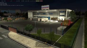 """Euro Truck Simulator 2 """"Новые Префабы Компаний ETS2 1.35.x"""""""
