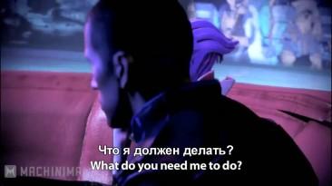 Gamer Poop - Mass Effect # 1 (Русские субтитры)