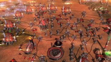 "Command & Conquer 3: Tiberium Wars ""Карта - Centralized"""