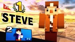 "Super Smash Bros. Ultimate ""Кастомные скины из Minecraft"""