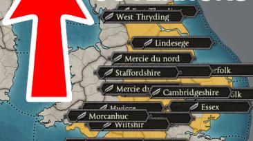 "Total War Saga: Thrones of Britannia ""Unlimited governors"""