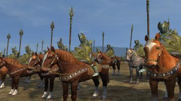 Вышла новая версия мода The Elder Scrolls: Total War 2.0.2