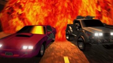 Ремейк Death Rally для iPad и iPhone