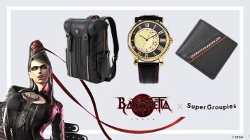 SuperGroupies выпустят ряд аксессуаров по игре Bayonetta
