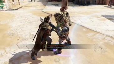 Middle Earth Shadow of War с разрешением 8K и двумя Nvidia Titan RTX