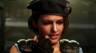 "Resident Evil 3 ""Джилл 3DX Jill STARS Replacer"""