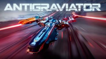 "Antigraviator ""Soundtrack (Main Theme)"""