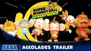 Хвалебный трейлер Super Monkey Ball Banana Mania
