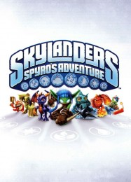 Обложка игры Skylanders: Spyro's Adventure