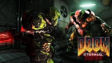 Моддер превратил Doom II: Hell on Earth в слэшер от третьего лица