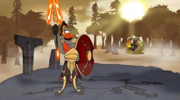 """Dota 2: Ролик """"Это не Спарта!"""""""