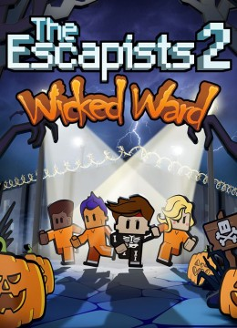Escapists 2 - Wicked Ward