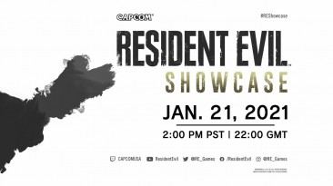 Новый трейлер и игровой процесс Resident Evil Village покажут 22 января во время Resident Evil Showcase