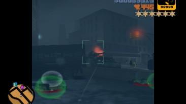 Grand Theft Auto 3 (GTA III): Чит-Мод/Cheat-Mode (Все машины пуленепробиваемые и ударостойкие, но уязвимы к огню и взрывам)