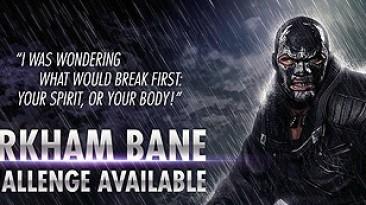 Бейн из Arkham Origins для Injustice Gods Among Us