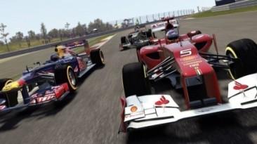 F1 2012: трейлер демо-версии