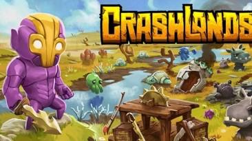 Создатели Crashlands обвиняют пиратов в срыве продаж