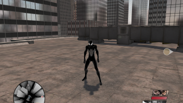"Spider-Man: Web of Shadows ""Sweet FX 1.0"""