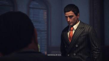 """Mafia 2 """"Черный полосатый костюм из Mafia 1"""""""