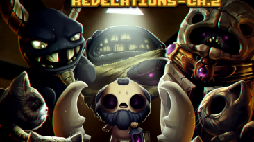 "The Binding of Isaac ""Revelations CP.2 v10.11.2020"""