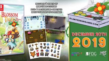 Игра Blossom Tales: The Sleeping King получит физическое издание для Nintendo Switch