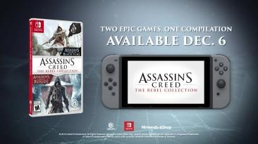Трейлер сборника Assassin's Creed: Rebel Collection