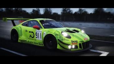 Assetto Corsa Competizione - лучший гоночный симулятор?