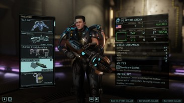 "XCOM 2 ""[WOTC] Better Armory Item Stats"""