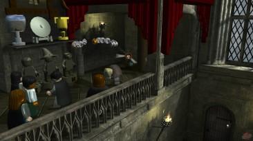 """LEGO Harry Potter: Years 1-4. Волшебный кролик, или Дамблдор и все его """"кошечки"""""""