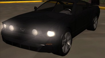 "Grand Theft Auto: San Andreas ""Ford Mustang GT 2005"""
