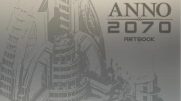 """Anno 2070 """"ArtBook"""""""