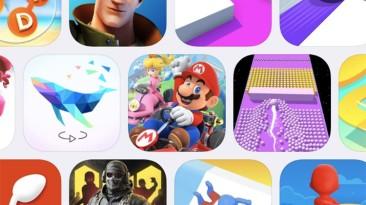 Статистика игр Apple: Mario Kart Tour стала самой скачиваемой на iPhone в 2019 году