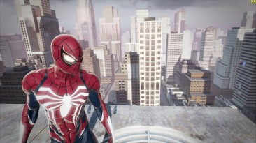 "The Amazing Spider-Man ""Marvel Spider-Man PS5 [Yoshimura]"""