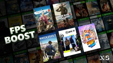 Новый режим Microsoft FPS Boost для Xbox Series X и S позволяет удвоить частоту кадров в играх