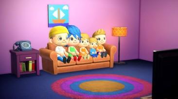 """Вступительное видео мультсериала """"Симпсоны"""" воссоздали в стиле Animal Crossing: New Horizons"""
