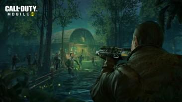 Режим зомби будет удален из Call of Duty Mobile