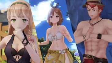Atelier Ryza получит сезонный пропуск с новым сюжетом, оружием и купальниками