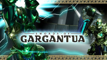 Игра Swords of Gargantua для PlayStation VR выйдет в декабре