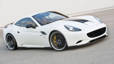 Ferrari California от компании Hamann