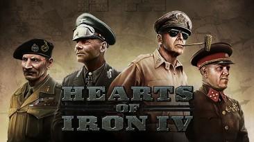 Стратегия Hearts of Iron 4 стала временно бесплатной в Steam