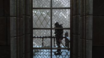 "Witcher 3 ""Исправление искажения оконного стекла. Window Glass Distortion Fix"""
