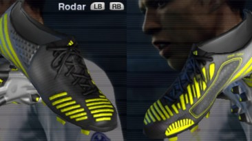 "PES 2012 ""adidas Predator LZ by Gcerq """