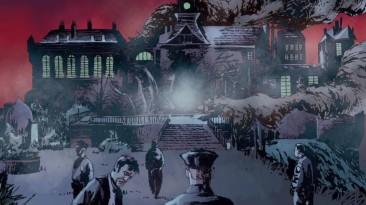 """Batman: Arkham Asylum """"История Лечебницы Аркхем"""""""