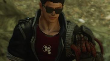 """Bionic Commando """"BioRedRetro"""""""