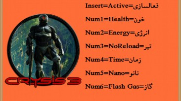 Crysis 3: Трейнер/Trainer (+6) [1.0] {Abolfazl.k}