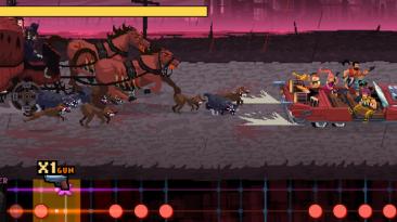Смесь шутера и ритм-игры Double Kick Heroes выйдет на Xbox One в конце августа